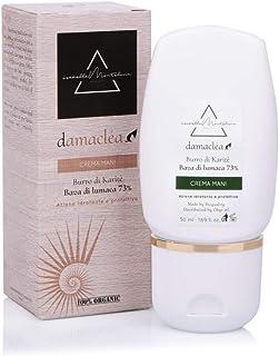 Isabella Monteluna 73% Crema para manos de baba de caracol con aceite de jojoba y nueces de macadamia. Crema hidratante y ...