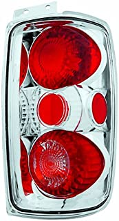 IPCW CWT-CE501EC Crystal Eyes Crystal Clear Tail Lamp - Pair
