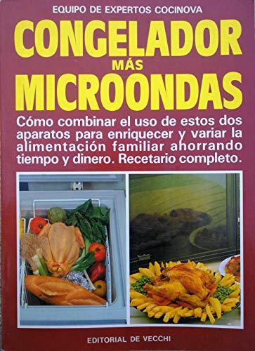 Congelador mas microondas