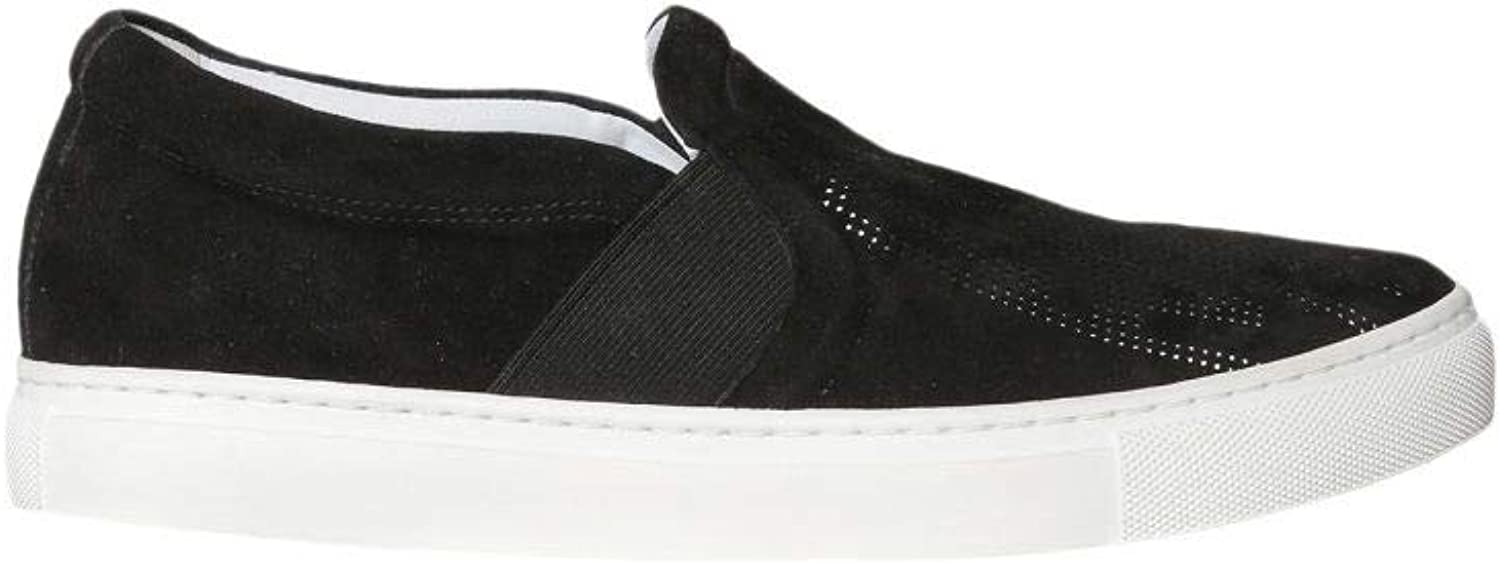 Lanvin Luxury moda Donna FWSKPK03NAPEA1810 Nero Slip On sautope da ginnastica     Prima  Estate 19