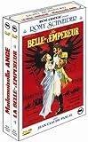 Coffret Romy Schneider 2 DVD : Mademoiselle ange / La belle et l'empereur