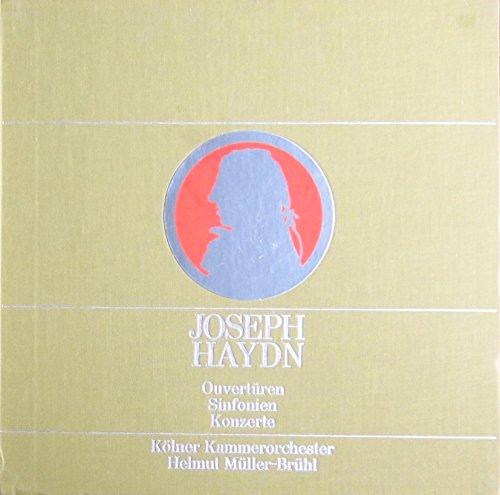 Haydn: Ouvertüren, Sinfonien, Konzerte [Vinyl Schallplatte] [3 LP Box-Set]
