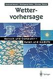 Wettervorhersage: Mensch und Computer - Daten und Modelle (German Edition)