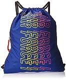 Nike Ba5431 Bolsa de Cuerdas para el Gimnasio, 20 cm, Deep Royal Blue/Dynamic Yellow