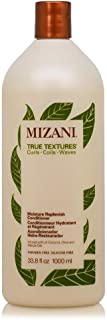 MIZANI True Textures Moisture Replenish Conditioner | With Coconut Oil | Silicone & Paraben-Free | For CurlTypes 3-8 | 33....