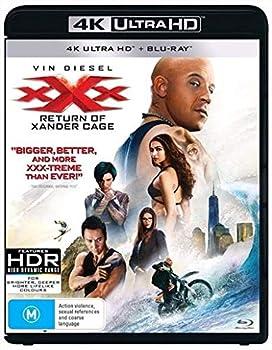 XXX - The Return Of Xander Cage [Blu-ray]