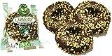LAPASION - Rosquillas de chocolate con cacahuete | Sin azúcar | 2,5 Kg