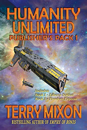 Humanity Unlimited Publisher's Pack 1 (The Humanity Unlimited Saga Publisher's Pack) Kindle Edition by Terry Mixon  (Author)