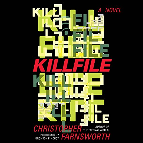 Killfile audiobook cover art