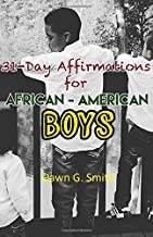 31-Day Affirmations for African American Boys