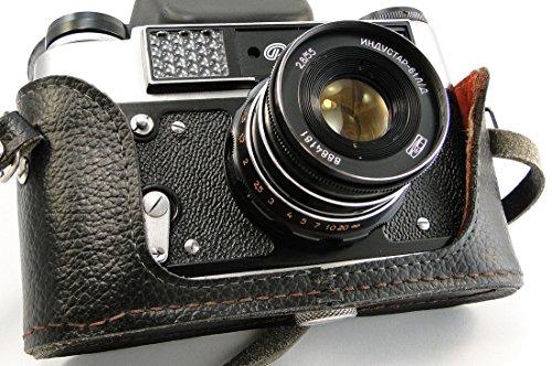 FED-5C 5 USSR Rangefinder 35mm Camera INDUSTAR-61 L/D Lens