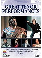 Great Tenor Performances [DVD] [Import]