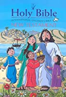 ICB International Children's Bible New Testament: Illustrated by International Children's Bible(2011-09-01)