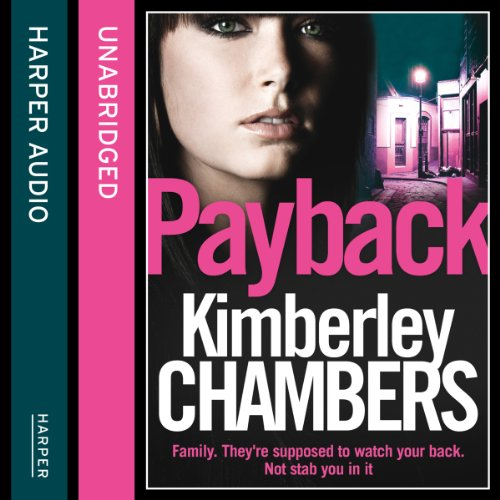Payback audiobook cover art
