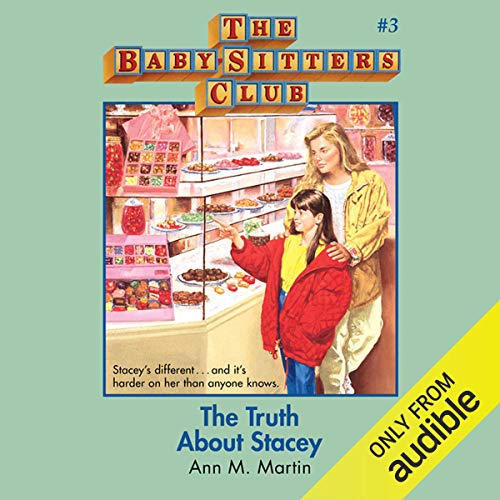 The Truth About Stacey audiobook cover art