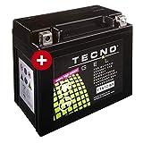 YTX12-BS Tecno Batteria Gel per Jumbo 302 Anno 2009-2010