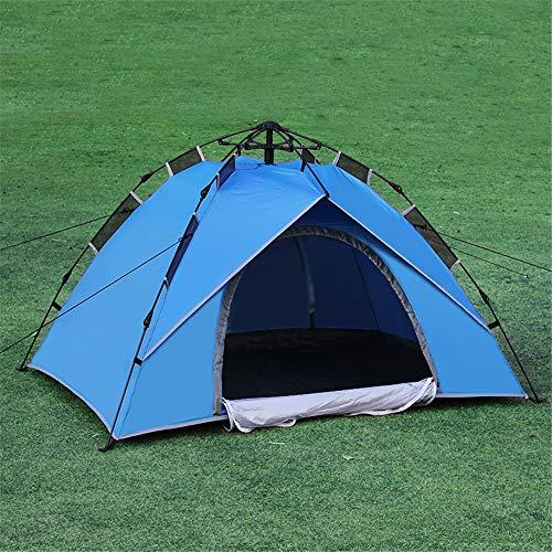 W·KING Backpacking Tent 2 Persoon Lichtgewicht Waterdichte Camping Tent met Voetafdruk