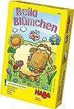 Haba 4093 - Bella Blümchen Kunterbuntes Würfelspiel, für 2-4 Kinder von 3-6 Jahren, Brettspiel...