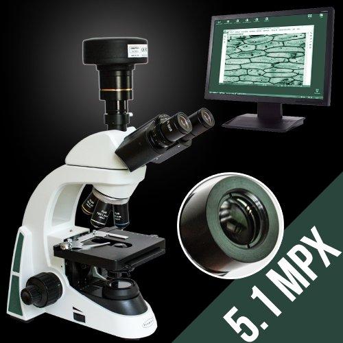 OCS.tec DCM-510 Mikroskopkamera 5.1 MP Erfahrungen & Preisvergleich