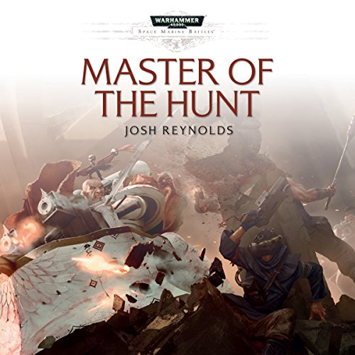 Master of the Hunt audiobook cover art