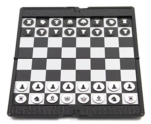 Engelhardt 200710 - ajedrez magnético [Importado de Alemania]