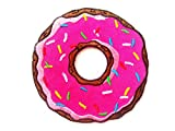 Cute Pink Strawberry Doughnut Donut Sweet Kid Baby T-Shirt Bags Jackets Jeans Clothes Embroidered Iron on Patch