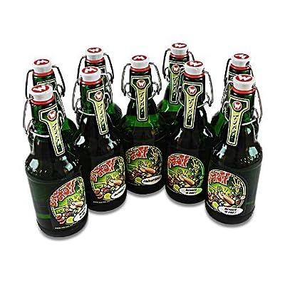 Bölkstoff Bier (9 Flaschen Wernerbier à 0,33 l / Pilsner / 4,8 % vol.)