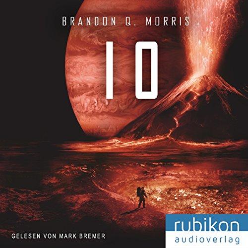 IO (Eismond 3) audiobook cover art