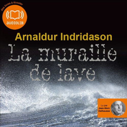 La muraille de lave audiobook cover art