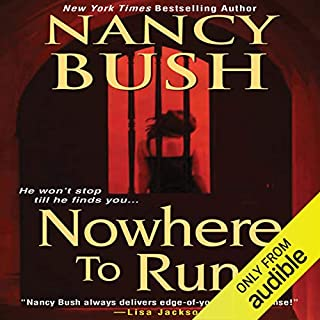 Nowhere to Run audiobook cover art