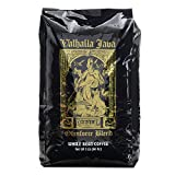 Valhalla Java Whole Bean Coffee by Death Wish Coffee, Fair Trade and USDA Certified Organic - 5 Lb...