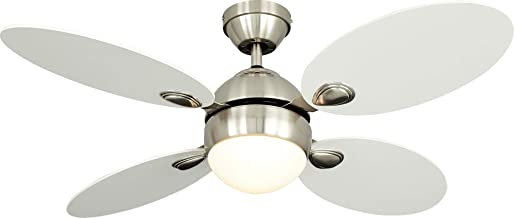 beautiful white ceiling fans