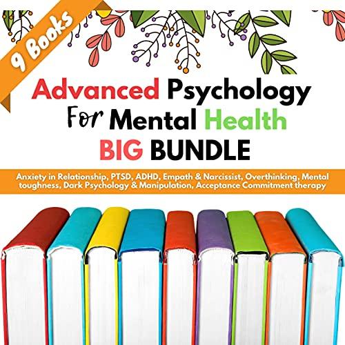Advanced Psychology for Mental Health - Bundle cover art