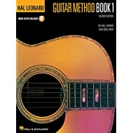 Hal Leonard Guitar Method Book 1 Second Edition: Bk. 1 (Hal Leonard Guitar Method Books)