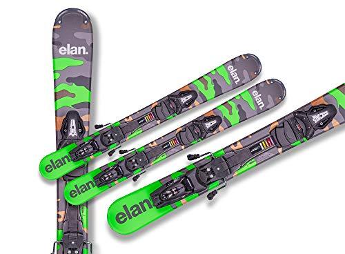 Elan Snowblades Freeline Camo 99cm+ Sicherheitsbindung Saison 2019/20