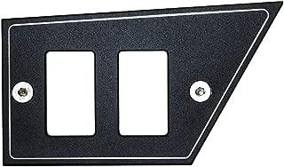 UTV INC 2015+ Polaris RZR 2 Switch Billet Aluminum Dash Plate