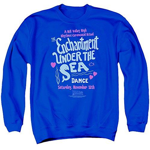 Enchantment Under The Sea High School Dance Sweatshirt, Blue, Adults, S to 3XL