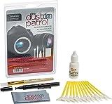 The Dust Patrol Alpha 24mm Premium Hisopos de Limpieza de Sensor 16-Piezas Kit (Amarillo) con The Dust Patrol Beta de Líquido Limpiador Óptico