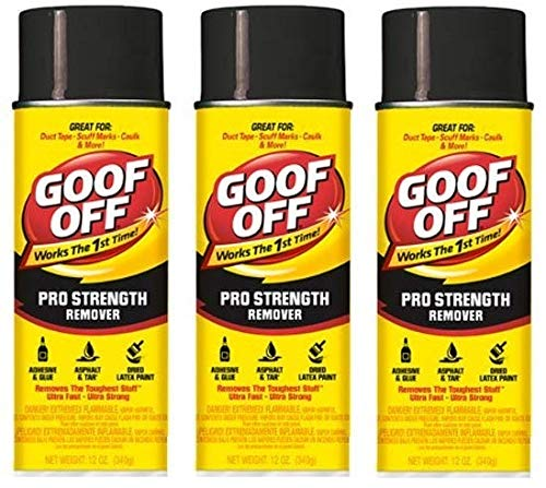 Goof Off FG658 Professional Strength Remover