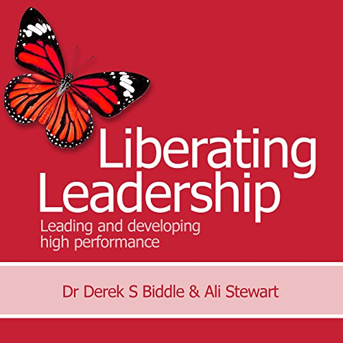 Liberating Leadership audiobook cover art