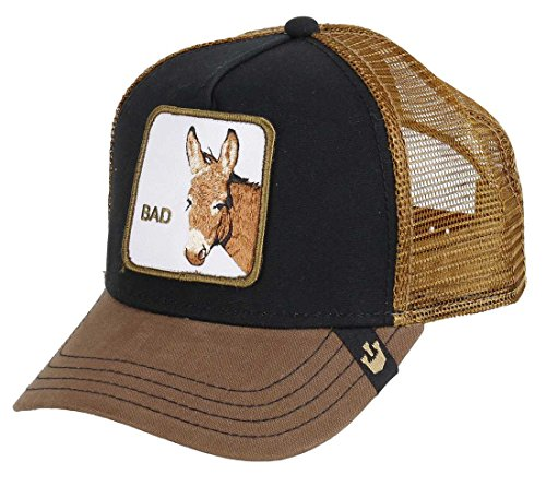 Gorra Goorin Bros Bad Ass U Marrón