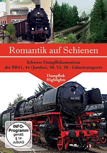 Romantik auf Schienen: Schwere Dampflokomotiven