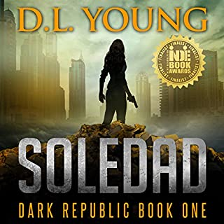 Soledad: Dark Republic cover art