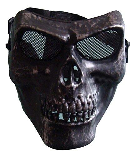 Masque Halloween Masquerade enfants Horreur Street Dance Balls Skeleton Guerrier