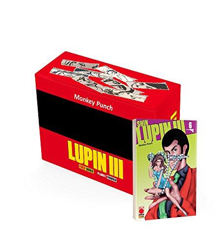 Shin Lupin III 6 - Con cofanetto per raccogliere i volumi della prima serie