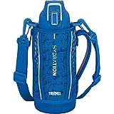 サーモス 水筒 真空断熱スポーツボトル 0.8L ブルーシルバー FHT-801F BLSL