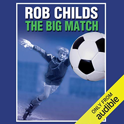 The Big Match audiobook cover art