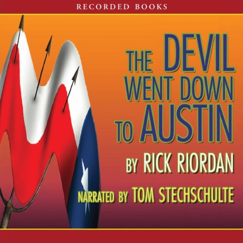 The Devil Went Down to Austin cover art