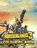 Borderlands Colouring Book: Colouring Book With Unofficial High Quality Borderlands Images for Kids ...