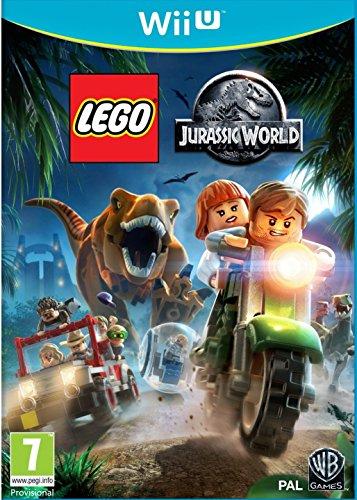 Nintendo Wii U Jurassic World UK Import auf deutsch spielbar